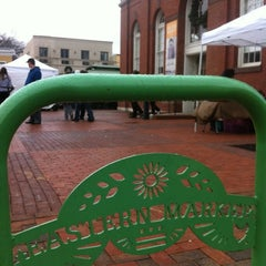 Photo taken at Eastern Market by Armie on 12/9/2012