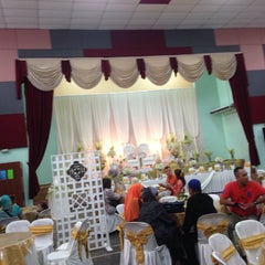 Photo taken at Dewan Jubli Perak by Mael K. on 11/8/2014