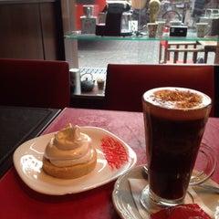 Photo taken at Tienda de Café by Elena G. on 5/20/2014