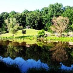 Photo taken at Meadowlark Botanical Gardens by Matt B. on 6/8/2013