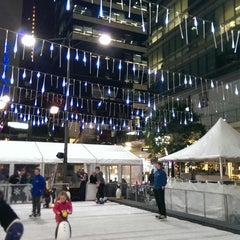 Photo taken at World Square Shopping Centre by Mark A. on 7/1/2013