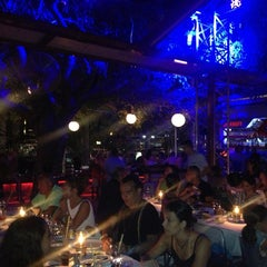 Photo taken at Küba Restaurant & Lounge Bar by Uğur.pay on 8/17/2013
