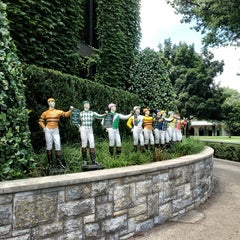 Photo taken at Keeneland by Amy L. on 7/26/2013