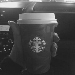 Photo taken at Starbucks by Cristina⚜Vorovets on 12/30/2014