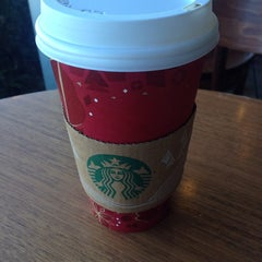 Photo taken at Starbucks by Ray L. on 12/24/2013