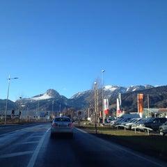 Photo taken at Liezen by Lubo . on 12/27/2013