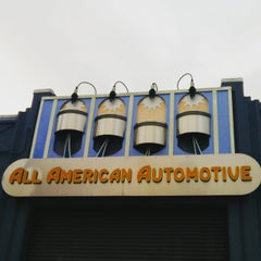 Photo taken at All American Automotive by Torrey N. on 5/21/2015