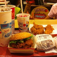 Photo taken at McDonald's by BAMBANG S. on 1/18/2015