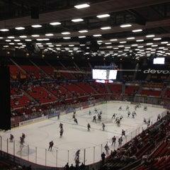 Photo taken at Oklahoma City Barons Hockey by Randy on 12/31/2012