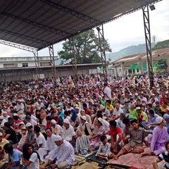 Photo taken at Sultan Naga Dimaporo by Sami D. on 8/7/2013