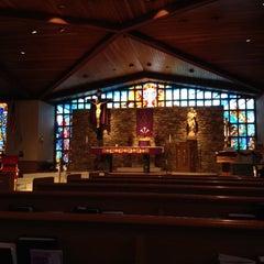 Photo taken at St. Joseph Catholic Church by Maria P. on 3/30/2014