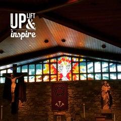 Photo taken at St. Joseph Catholic Church by Maria P. on 3/7/2015