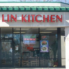 Photo taken at Lin's Kitchen Buffet by lauri s. on 10/24/2013