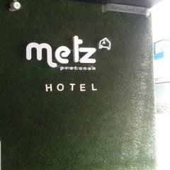 Photo taken at Metz Pratunam Hotel by Vincent L. on 6/19/2014