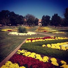 Photo taken at University of Oklahoma by Zach P. on 10/17/2013