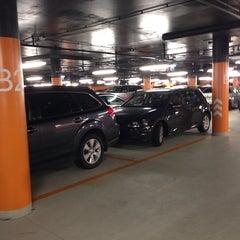 Photo taken at Aupark Shopping Center Garáž | Garage by Maria Chantal P. on 8/29/2013