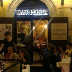 Photo taken at Dar Poeta by Matteo G. on 10/25/2012