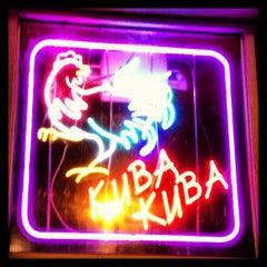 Photo taken at Kuba Kuba by Trevor D. on 12/20/2012