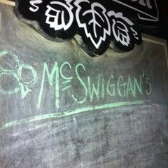 Photo taken at McSwiggan's by jen c. on 11/11/2012