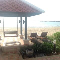 Photo taken at Sirarun resort by Siriwan T. on 5/10/2014