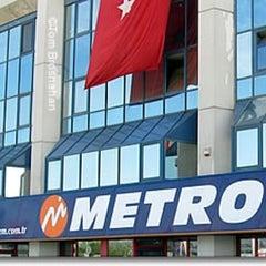 Photo taken at Metro Turizm by Caner Ç. on 8/22/2013