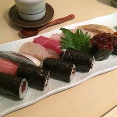 Photo taken at Sushi Shin 鮨辰日本料理 by K2 on 11/20/2014