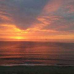 Photo taken at Holiday Inn Va Beach-Oceanside (21st St) by Joan on 4/30/2015