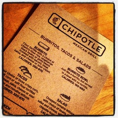 Photo taken at Chipotle Mexican Grill by Ted J B. on 3/16/2013
