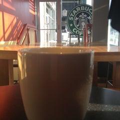 Photo taken at Starbucks by Benjamin J. on 3/20/2013