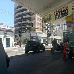 Photo taken at Posto Ipiranga by João Ediley C. on 2/8/2014