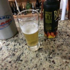 Photo taken at Tropical Point Beer by LUIZ C. on 11/16/2014