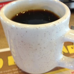 Photo taken at Denny's by Agi A. on 10/21/2012