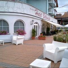 Photo taken at Hotel Bellavista by Matteo L. on 9/1/2012