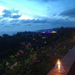 Photo taken at Baan Chom View by Marina S. on 7/27/2013