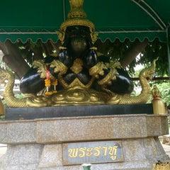 Photo taken at วัดหลวง (Wat Luang) by Noppawan S. on 7/19/2014