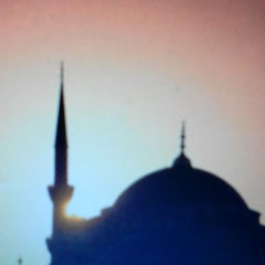 Photo taken at Pazar Cami by Murat I. on 9/11/2015
