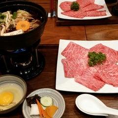 Photo taken at 하카타 타츠미 Hakata Tatsumi by Jaimie L. on 8/13/2013