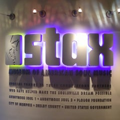 Photo taken at Stax Museum of American Soul Music by Yury M. on 5/3/2013