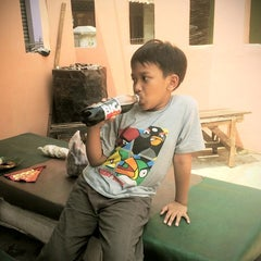 Photo taken at Jl Pantura Perbatasan Subang_Karawang by M harun A. on 9/6/2013