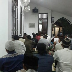 Photo taken at Masjid Baitul Jihad, Kemang Pratama 2 by M harun A. on 7/1/2014