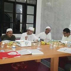 Photo taken at Masjid Baitul Jihad, Kemang Pratama 2 by M harun A. on 8/5/2013