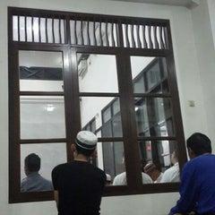 Photo taken at Masjid Baitul Jihad, Kemang Pratama 2 by M harun A. on 6/6/2014