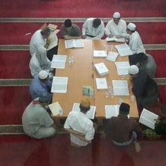 Photo taken at Masjid Baitul Jihad, Kemang Pratama 2 by M harun A. on 6/19/2015