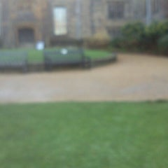 Photo taken at Towneley Hall by Matt W. on 11/10/2013