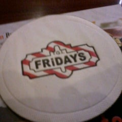 Photo taken at T.G.I. Friday's by Anjelica L. on 12/9/2012