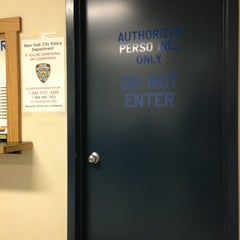 Photo taken at NYPD Queens Tow Operations by Jojo G. on 1/7/2013