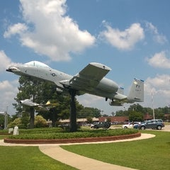 Photo taken at Seymour Johnson AFB by Missy J. on 7/12/2014