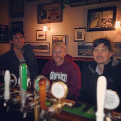 Photo taken at Fibber McGees by Sam O. on 11/4/2014