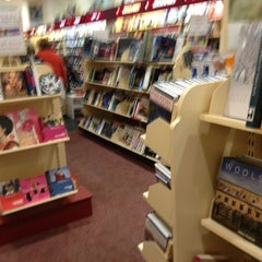 Photo taken at Dymocks Doncaster by Tim M. on 12/21/2012