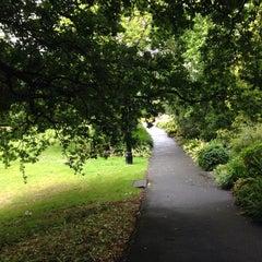 Photo taken at Canterbury Gardens by Tim M. on 11/12/2013